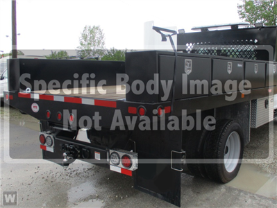 2019 F-550 Crew Cab DRW 4x4,  Rugby Series 2000 Platform Body #KEE14147 - photo 1