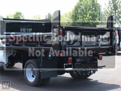 2019 F-550 Regular Cab DRW 4x4,  Rugby Z-Spec Dump Body #FTK1229 - photo 1