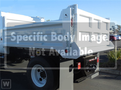 2019 F-650 Regular Cab DRW 4x2,  Scelzi Dump Body #55615 - photo 1