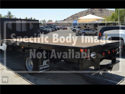 2019 LCF 4500 Regular Cab 4x2, Supreme Platform Body #A94218 - photo 1