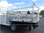 2019 Silverado 3500 Regular Cab DRW 4x4,  Knapheide Contractor Body #19-3695 - photo 1