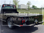 2019 Silverado 3500 Crew Cab DRW 4x4,  CM Truck Beds Platform Body #47391 - photo 1