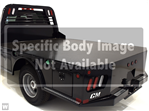 2019 Sierra 3500 Crew Cab DRW 4x4, CM Truck Beds SK Model Platform Body #192732 - photo 1