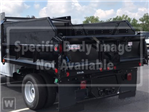 2018 Silverado 3500 Regular Cab DRW 4x4, Crysteel Dump Body #JZ252391 - photo 1
