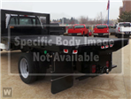 2018 F-550 Regular Cab DRW 4x4, Knapheide Heavy-Hauler Junior Stake Bed #J0329 - photo 1