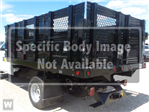 2018 Silverado 3500 Regular Cab DRW 4x4, Reading Redi-Rack Stake Bed #18T304 - photo 1