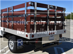 2018 LCF 4500XD Crew Cab 4x2,  Royal Flat/Stake Bed #945767K - photo 1