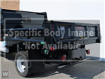 2018 Ram 5500 Regular Cab DRW 4x2,  Rugby Eliminator LP Steel Dump Body #E2849 - photo 1