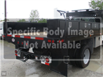 2019 F-550 Regular Cab DRW 4x2,  Rugby Platform Body #5648 - photo 1