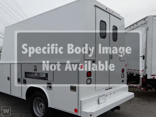 2016 Silverado 3500 Crew Cab 4x4, Reading Service Utility Van #1170262 - photo 2