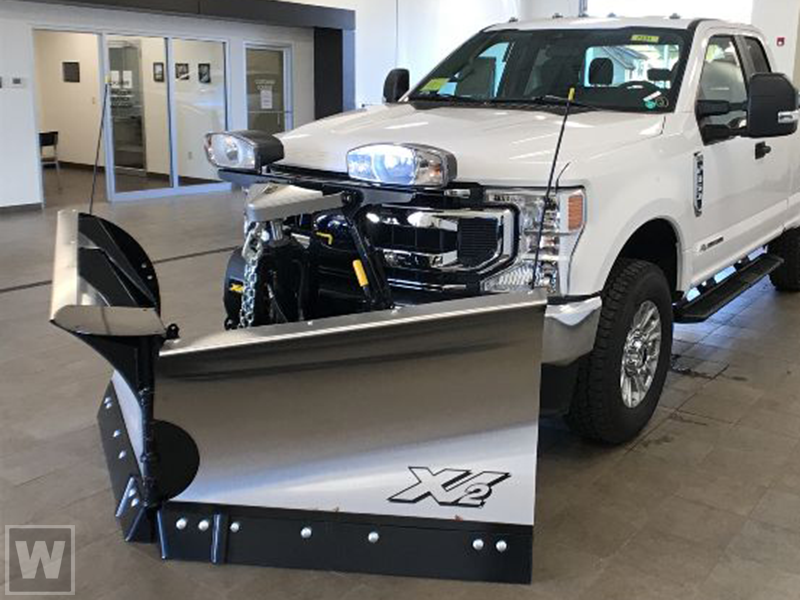 2020 Ford F-350 Regular Cab 4x4, Fisher Pickup #G7309 - photo 1