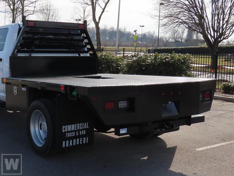 2021 Chevrolet Silverado 3500 Crew Cab 4x4, Commercial Truck & Van Equipment Gooseneck Platform Body #C12762 - photo 1
