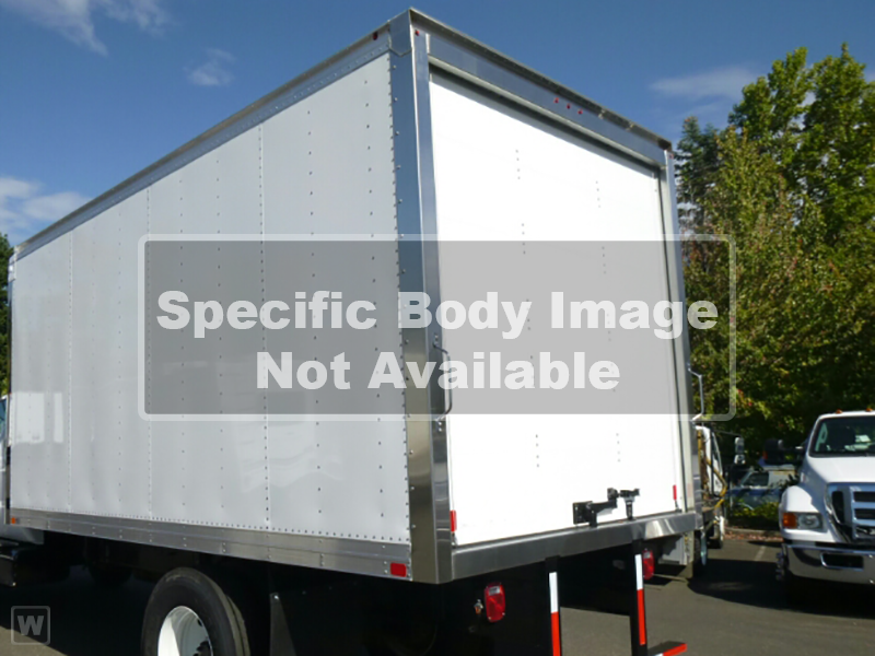 2017 F-550 Regular Cab DRW 4x2, Morgan Fastrak Dry Freight #10861 - photo 1