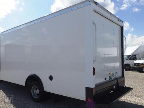 2021 GMC Savana 3500 DRW 4x2, Rockport Cargoport Cutaway Van #GM000562 - photo 1