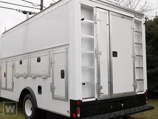 2020 Chevrolet Express 3500 RWD, Rockport Service Utility Van #8312 - photo 1