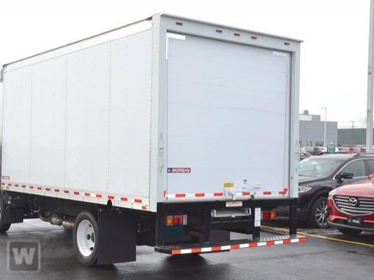 2019 Chevrolet LCF 3500 Regular Cab RWD, Morgan Fastrak Dry Freight #M804369 - photo 1