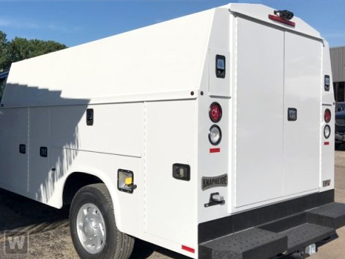 2019 Ford E-350 RWD, Knapheide Service Utility Van #191169 - photo 1
