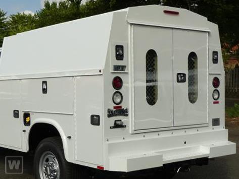 2019 Chevrolet Silverado 2500 Double Cab 4x2, Knapheide KUVcc Utility #M191223 - photo 1