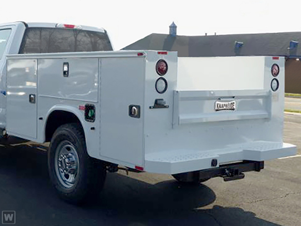2021 Ford F-350 Super Cab 4x4, Knapheide Service Body #CEC75135 - photo 1