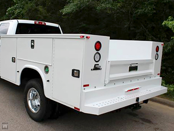2020 Ram 4500 Regular Cab DRW 4x2, Knapheide Steel Service Body #M200033 - photo 1