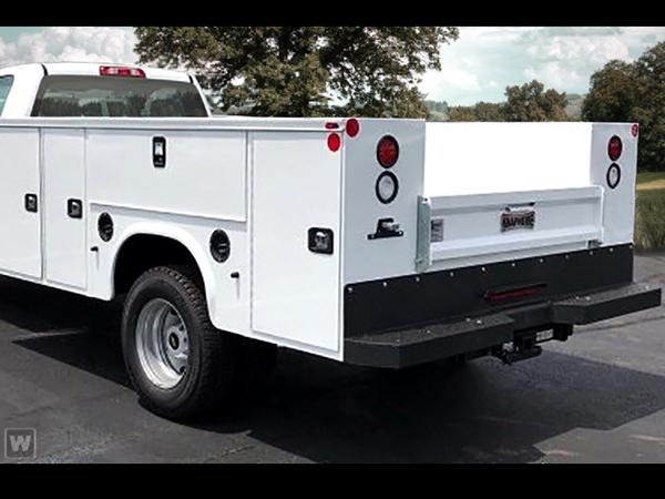 2020 Silverado 5500 Regular Cab DRW 4x2,  Knapheide Steel Service Body #CL5450 - photo 1