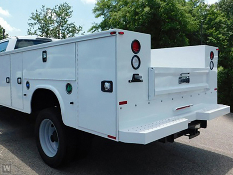 2019 F-550 Regular Cab DRW 4x4,  Knapheide Standard Service Body #NA19057 - photo 1