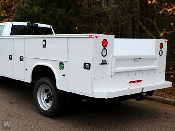 2020 Ram 3500 Regular Cab DRW 4x2, Knapheide Service Body #CL00091 - photo 1
