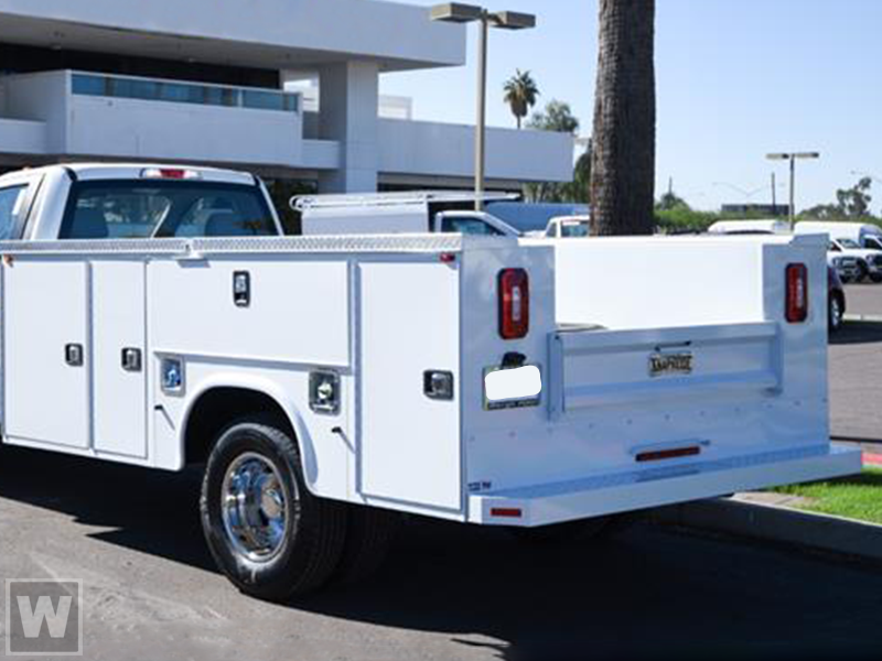2019 Silverado 3500 Regular Cab DRW 4x2,  Knapheide Utility #M19449 - photo 1