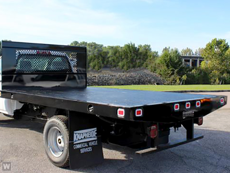 2020 Chevrolet Silverado 3500 Regular Cab DRW 4x4, Knapheide Value-Master X Platform Body #95116 - photo 1