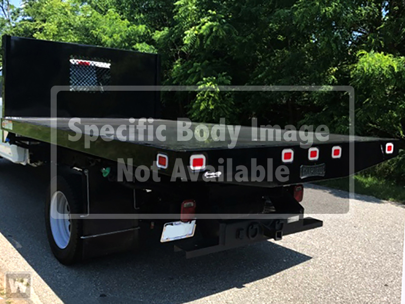 2019 Ford F-550 Regular Cab DRW 4x2, Knapheide Platform Body #5845 - photo 1
