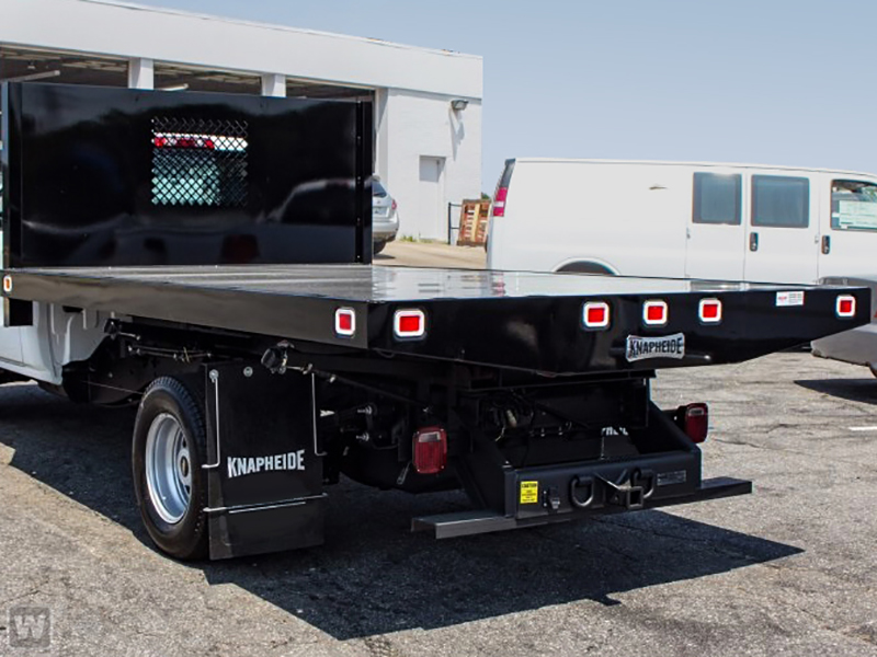 2019 Silverado 3500 Regular Cab DRW 4x2,  Knapheide Value-Master X Platform Body #CM1906 - photo 1