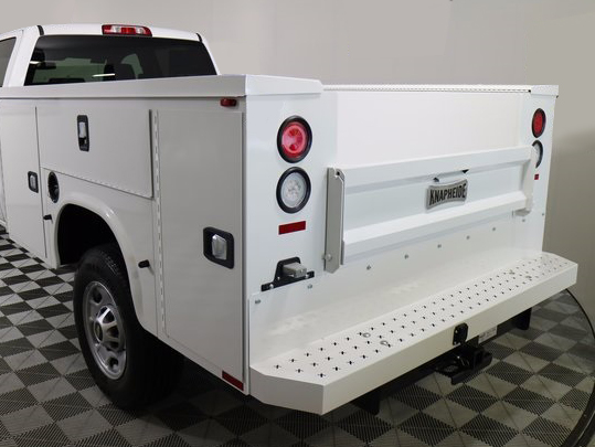 2021 Chevrolet Silverado 2500 Crew Cab 4x2, Knapheide Service Body Flip Top #CM94237 - photo 1