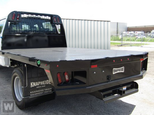 2019 F-350 Regular Cab DRW 4x4,  Knapheide Platform Body #JM8156 - photo 1