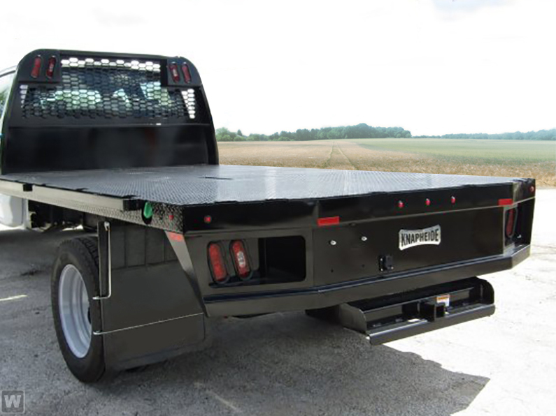 2019 F-350 Regular Cab DRW 4x4,  Knapheide Platform Body #19F076 - photo 1