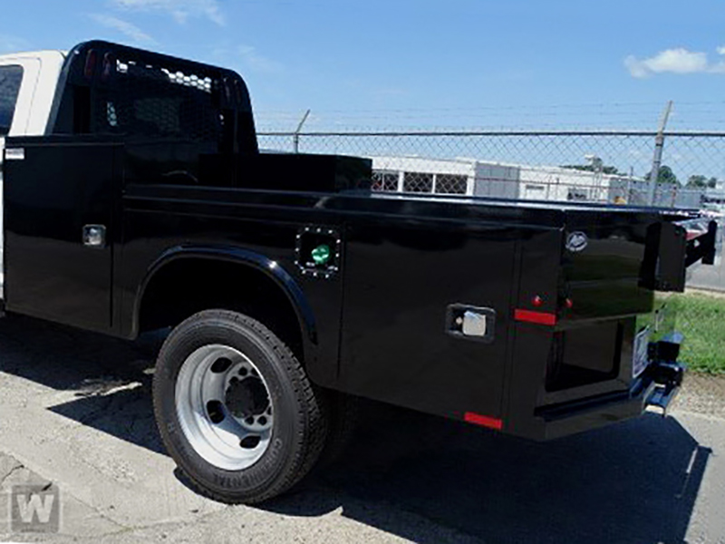 2018 Ram 3500 Regular Cab DRW 4x4, Knapheide Platform Body #18L973 - photo 1