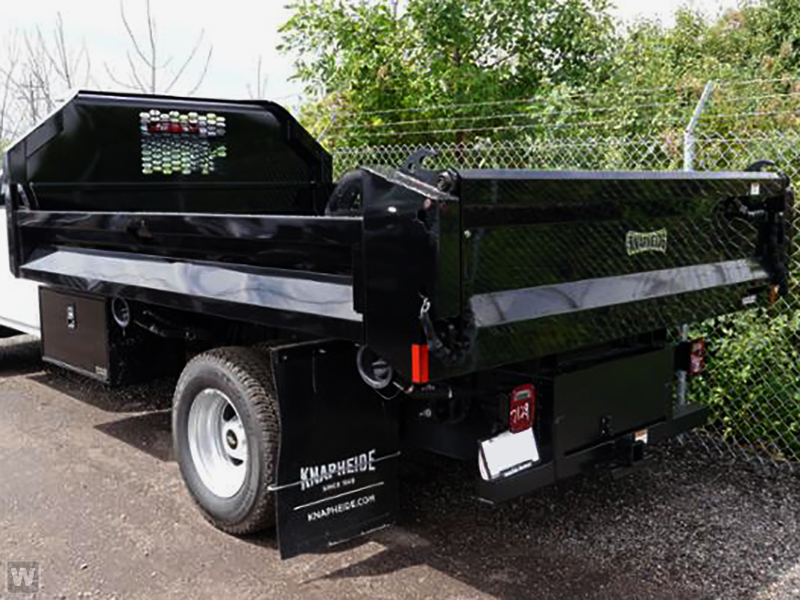 2019 Silverado 3500 Regular Cab DRW 4x4,  Knapheide Dump Body #19-3308 - photo 1