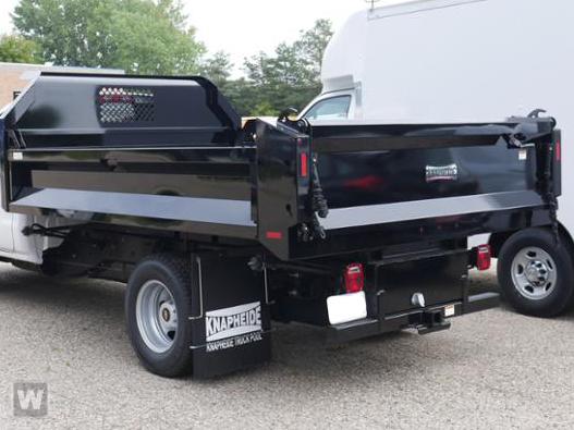 2020 Silverado 5500 Regular Cab DRW 4x4,  Knapheide Drop Side Dump Body #Y7812 - photo 1