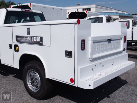 2019 F-250 Regular Cab 4x4, Reading Service Body #K1388 - photo 1