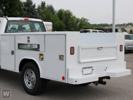 2019 F-350 Super Cab 4x4, Reading Service Body #C91823 - photo 1