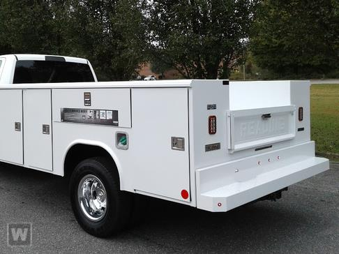 2020 Ram 5500 Crew Cab DRW 4x4, Reading Classic II Steel Service Body #R19902 - photo 1