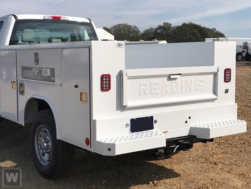 2018 F-250 Regular Cab 4x4,  Reading Service Body #B43816 - photo 1