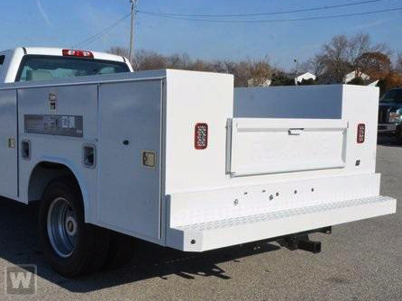 2020 Chevrolet Silverado 3500 Regular Cab DRW 4x2, Reading SL Service Body #20-7591 - photo 1