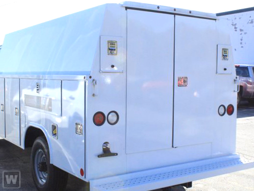 2019 E-350 4x2,  Reading Aluminum CSV Service Utility Van #1350 - photo 1