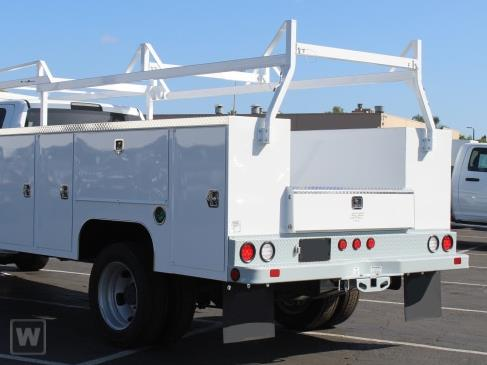 2019 Ram 4500 Crew Cab DRW 4x2, Scelzi Service Body #F4R97346 - photo 1