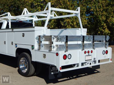 2020 F-550 Regular Cab DRW 4x2, Scelzi Combo Body #T16934 - photo 1