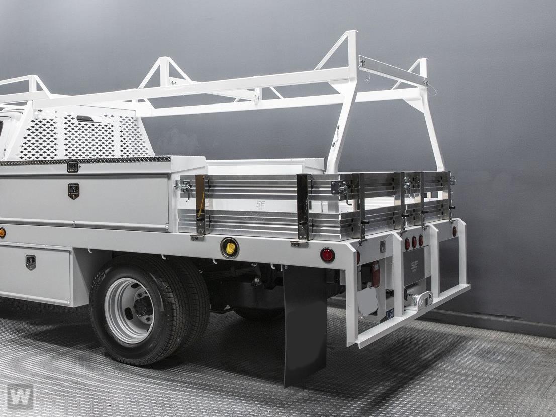 2020 Ram 3500 Crew Cab DRW 4x4, Scelzi Contractor Body #H1605 - photo 1
