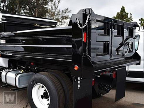 2019 F-750 Regular Cab DRW 4x2, Scelzi Dump Body #51440 - photo 1