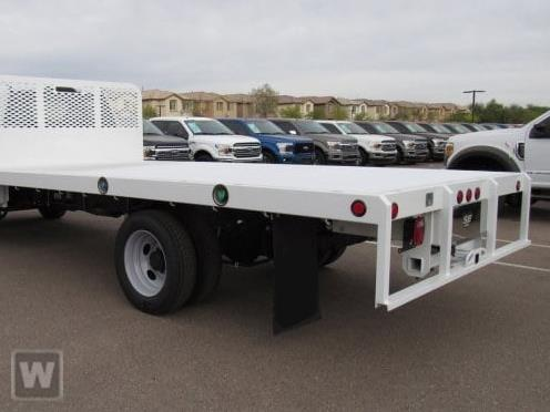 2019 Ram 5500 Regular Cab DRW 4x4, Scelzi Platform Body #RM193243 - photo 1