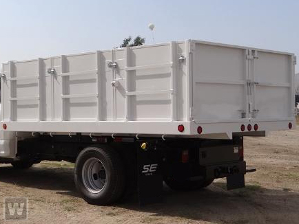 2020 F-350 Regular Cab DRW 4x2, Scelzi Landscape Dump #FL2197 - photo 1