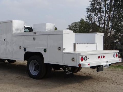 2019 F-550 Regular Cab DRW 4x2,  Scelzi Welder Body #FK4130 - photo 1